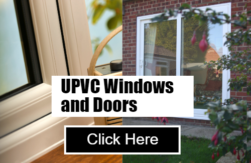 Made to measure UPVC Windows and Doors